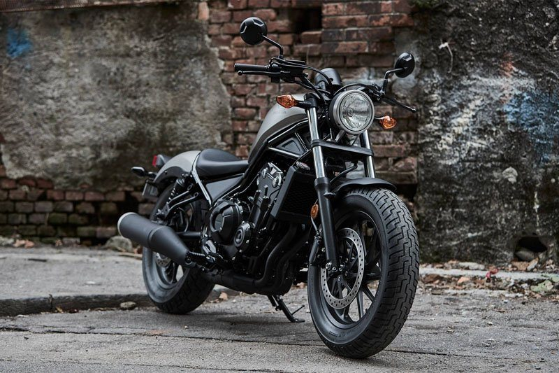 2019 Honda Rebel 500 ABS in Massillon, Ohio - Photo 3
