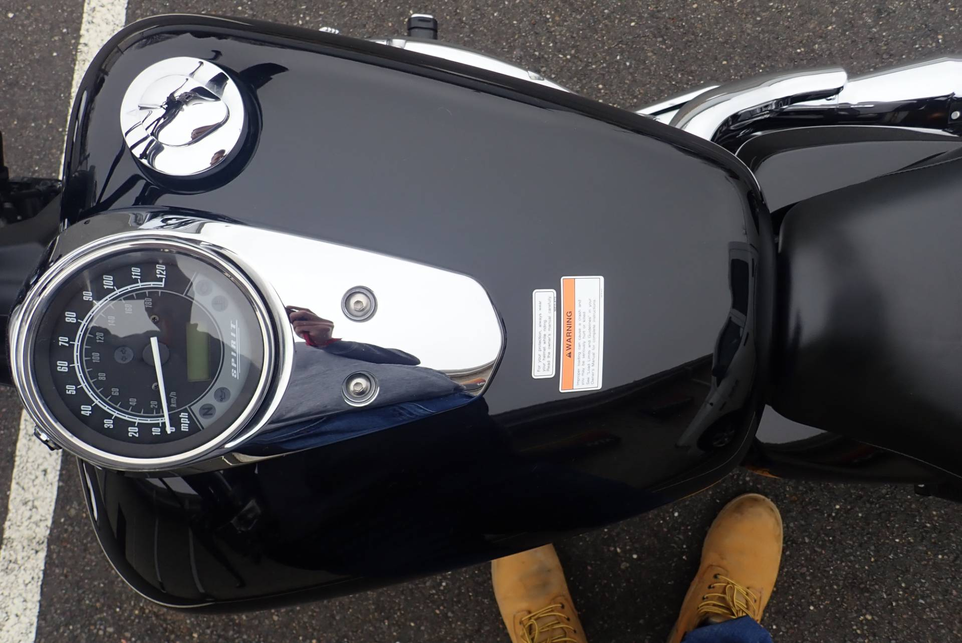 2013 Honda Shadow Rs Motorcycles Massillon Ohio