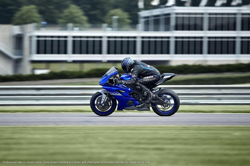 2020 Yamaha YZF-R6 6