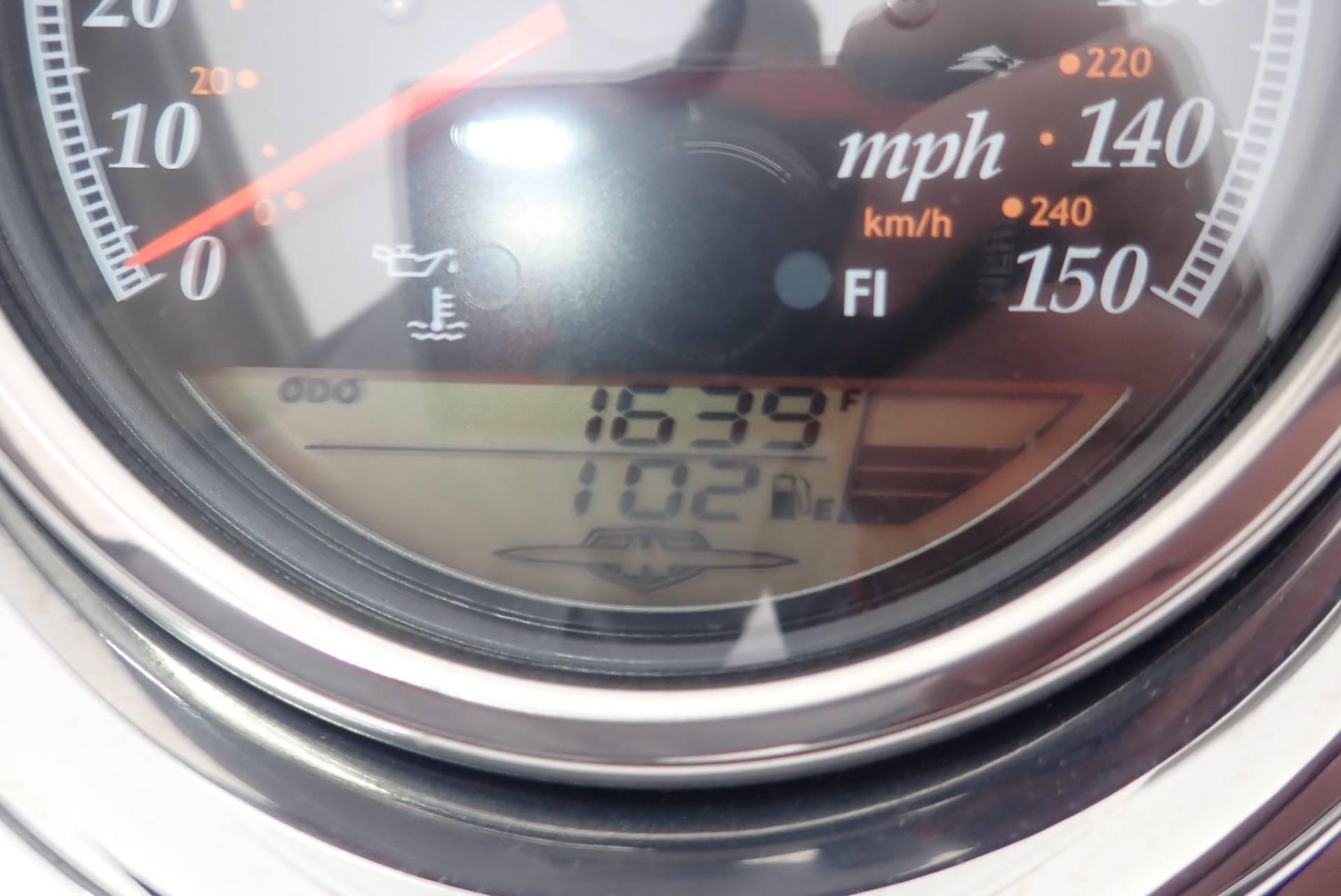 2009 Suzuki Boulevard C109R 8