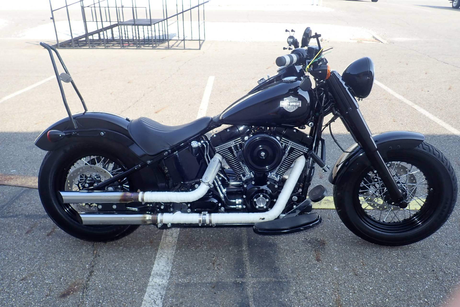 2016 Harley-Davidson Softail Slim® S in Massillon, Ohio - Photo 2
