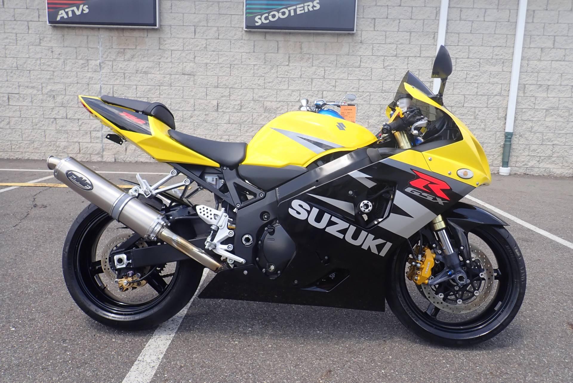 2004 Suzuki GSX-R750 for sale 150140