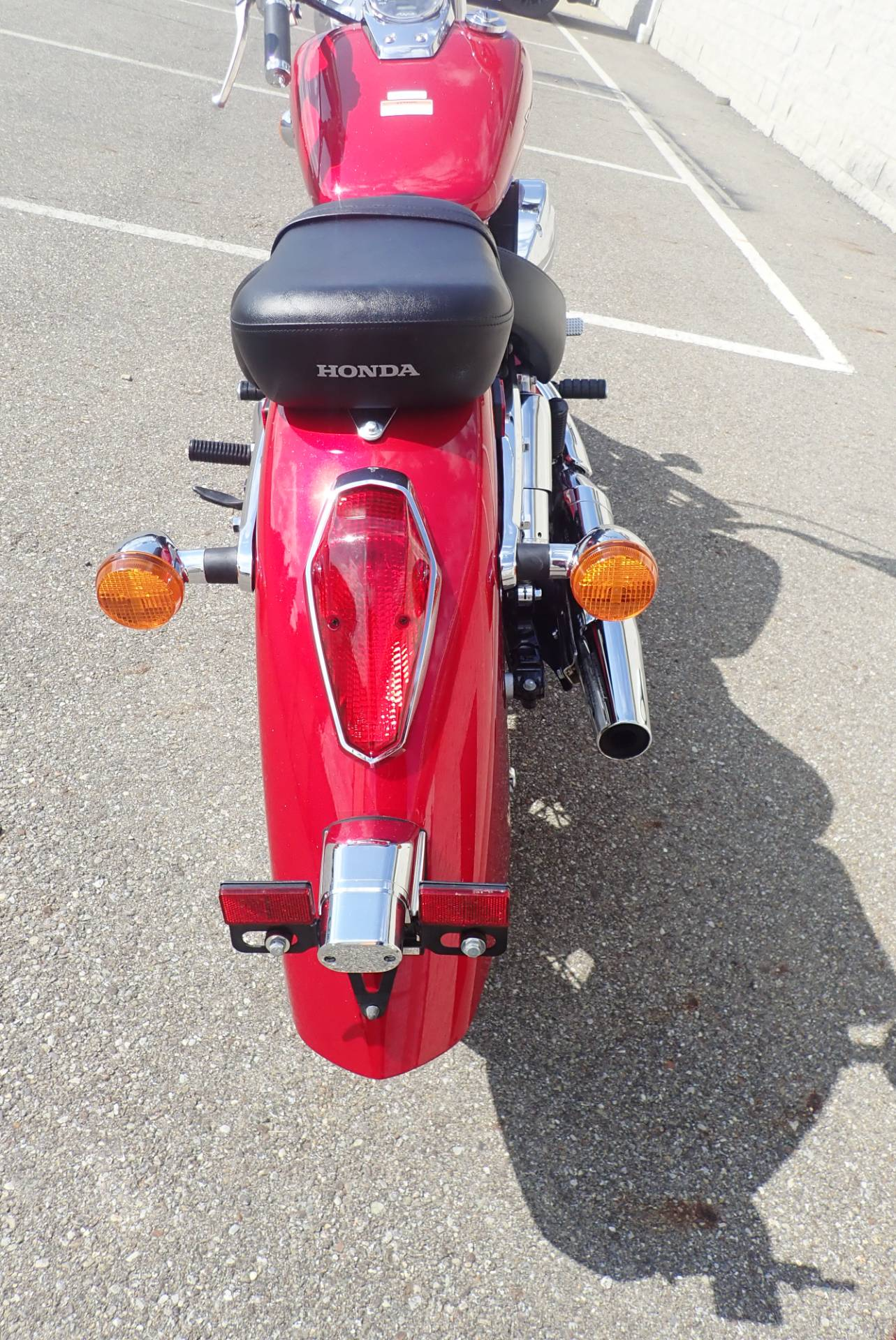 2016 Honda Shadow Aero in Massillon, Ohio - Photo 2