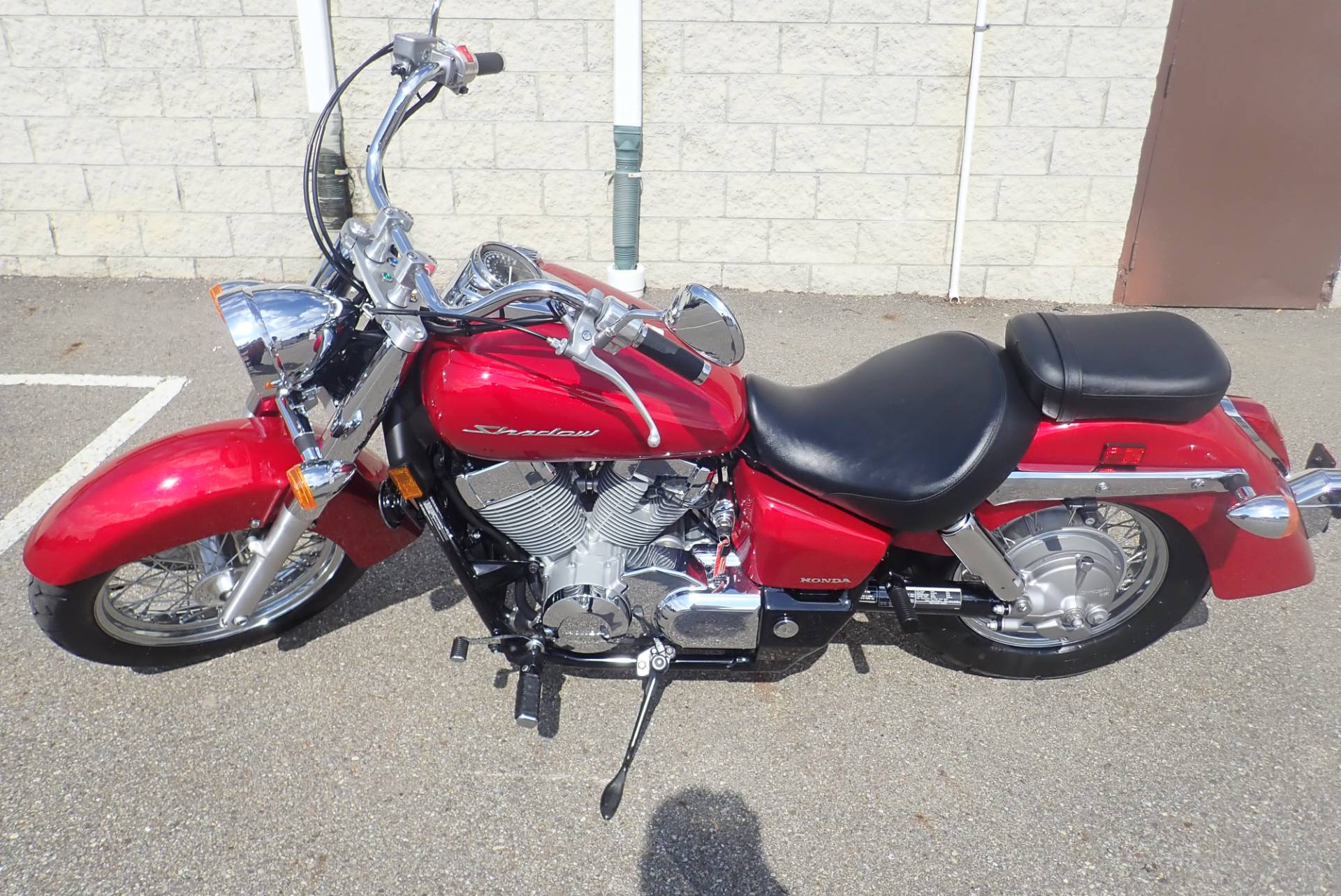 2016 Honda Shadow Aero in Massillon, Ohio - Photo 4