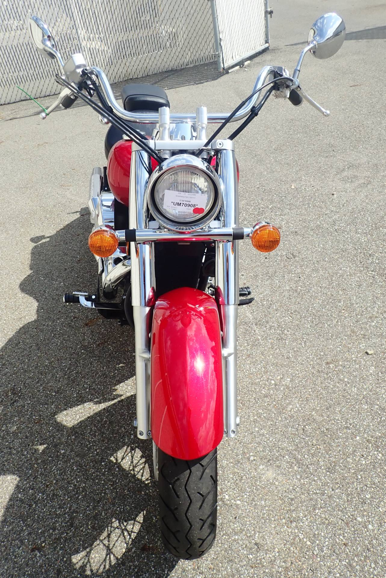 2016 Honda Shadow Aero in Massillon, Ohio - Photo 5