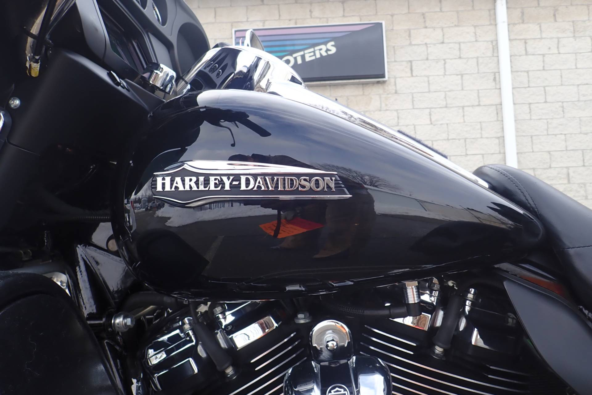 2019 Harley-Davidson Tri Glide® Ultra in Massillon, Ohio - Photo 8