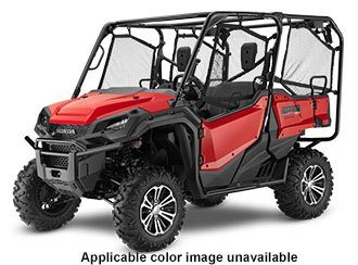 2020 Honda Pioneer 1000-5 Deluxe in Massillon, Ohio