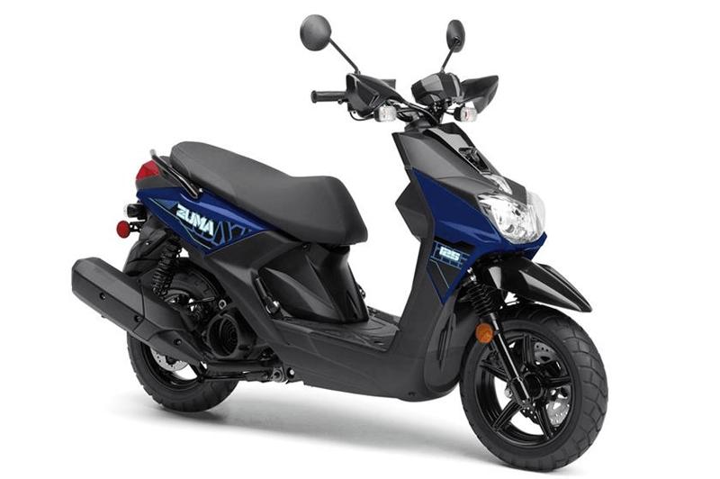 2019 Yamaha Zuma 125 3