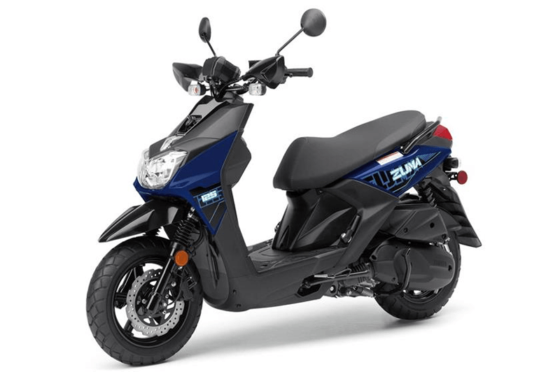 2019 Yamaha Zuma 125 4