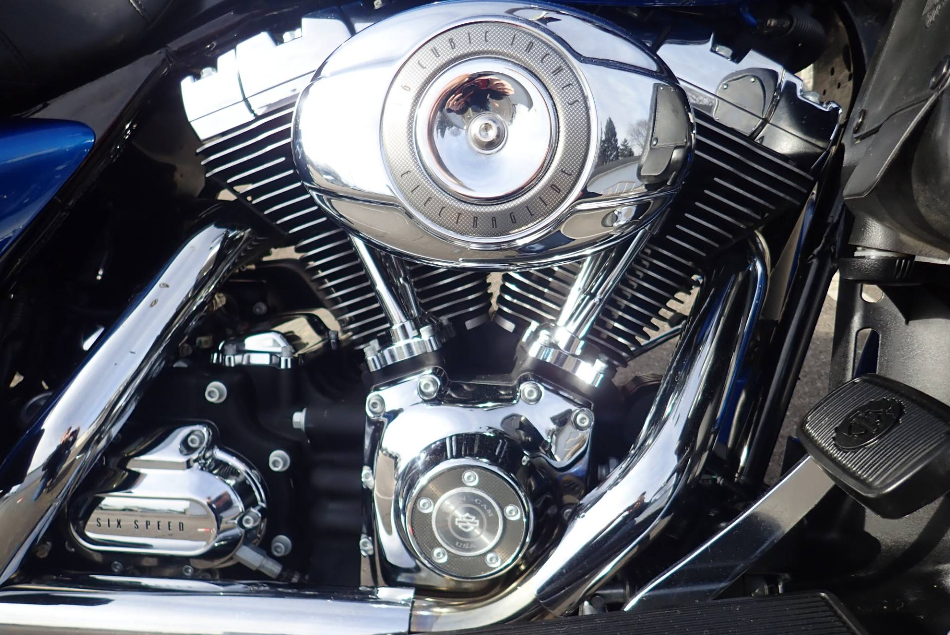 2007 Harley-Davidson Ultra Classic Electra Glide 4