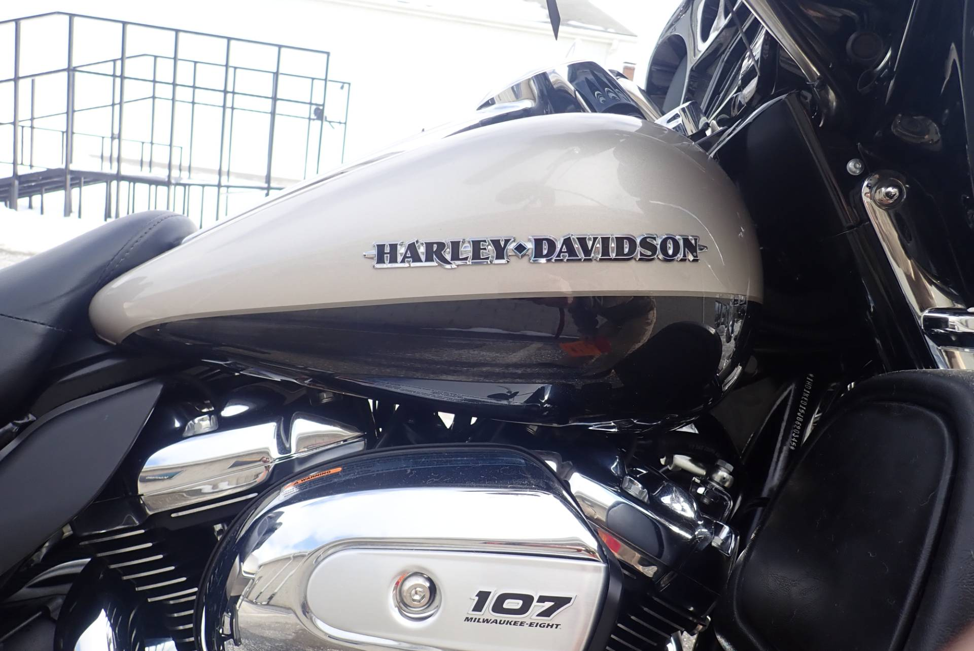 2018 Harley-Davidson Ultra Limited in Massillon, Ohio - Photo 3