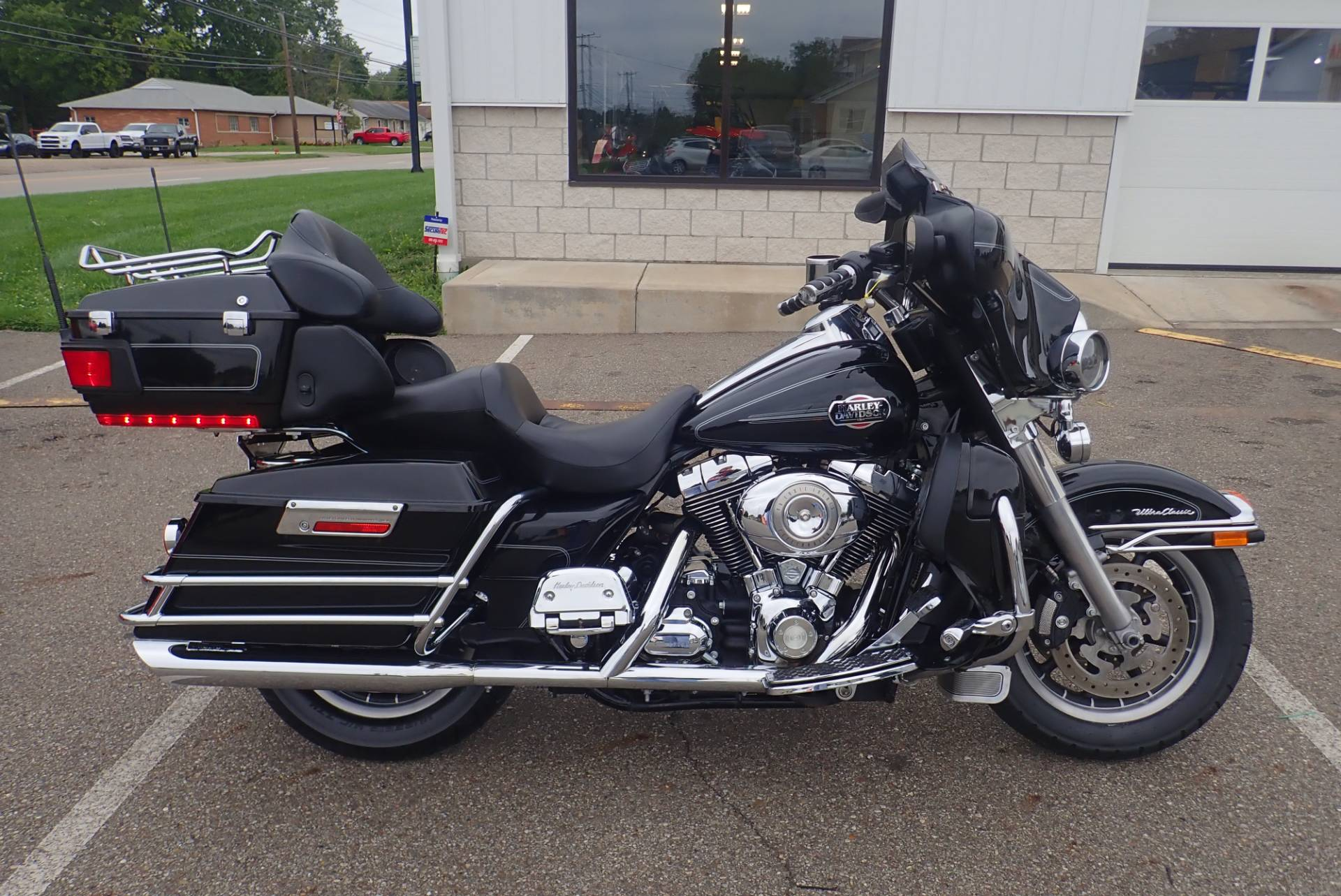2008 Harley-Davidson Ultra Classic® Electra Glide® in Massillon, Ohio - Photo 1