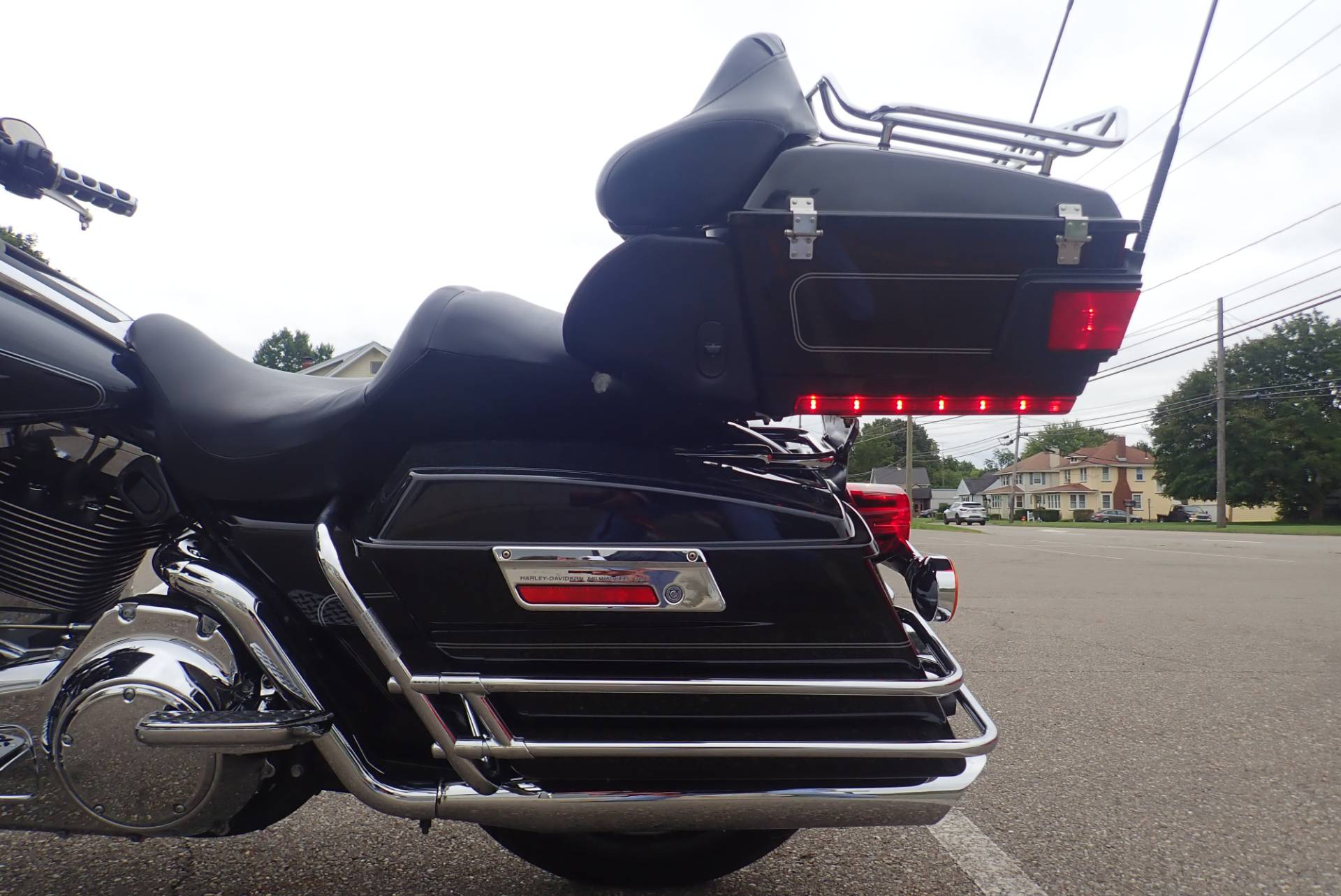 2008 Harley-Davidson Ultra Classic® Electra Glide® in Massillon, Ohio - Photo 7