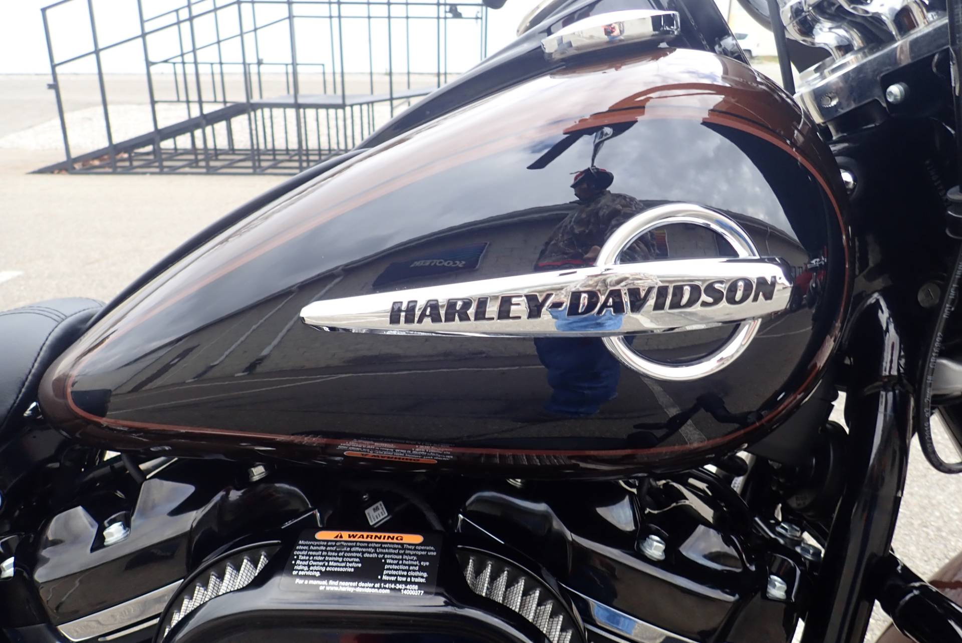 2019 Harley-Davidson Heritage Classic 114 in Massillon, Ohio - Photo 3