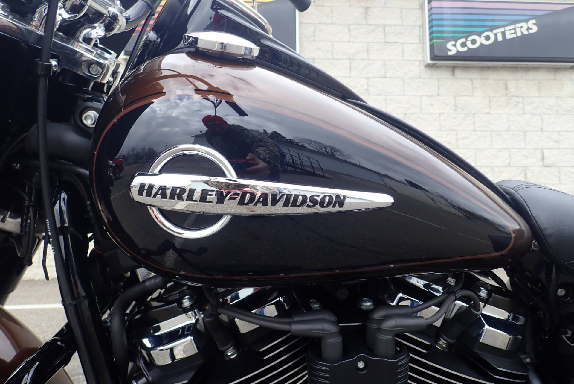 2019 Harley-Davidson Heritage Classic 114 in Massillon, Ohio - Photo 16