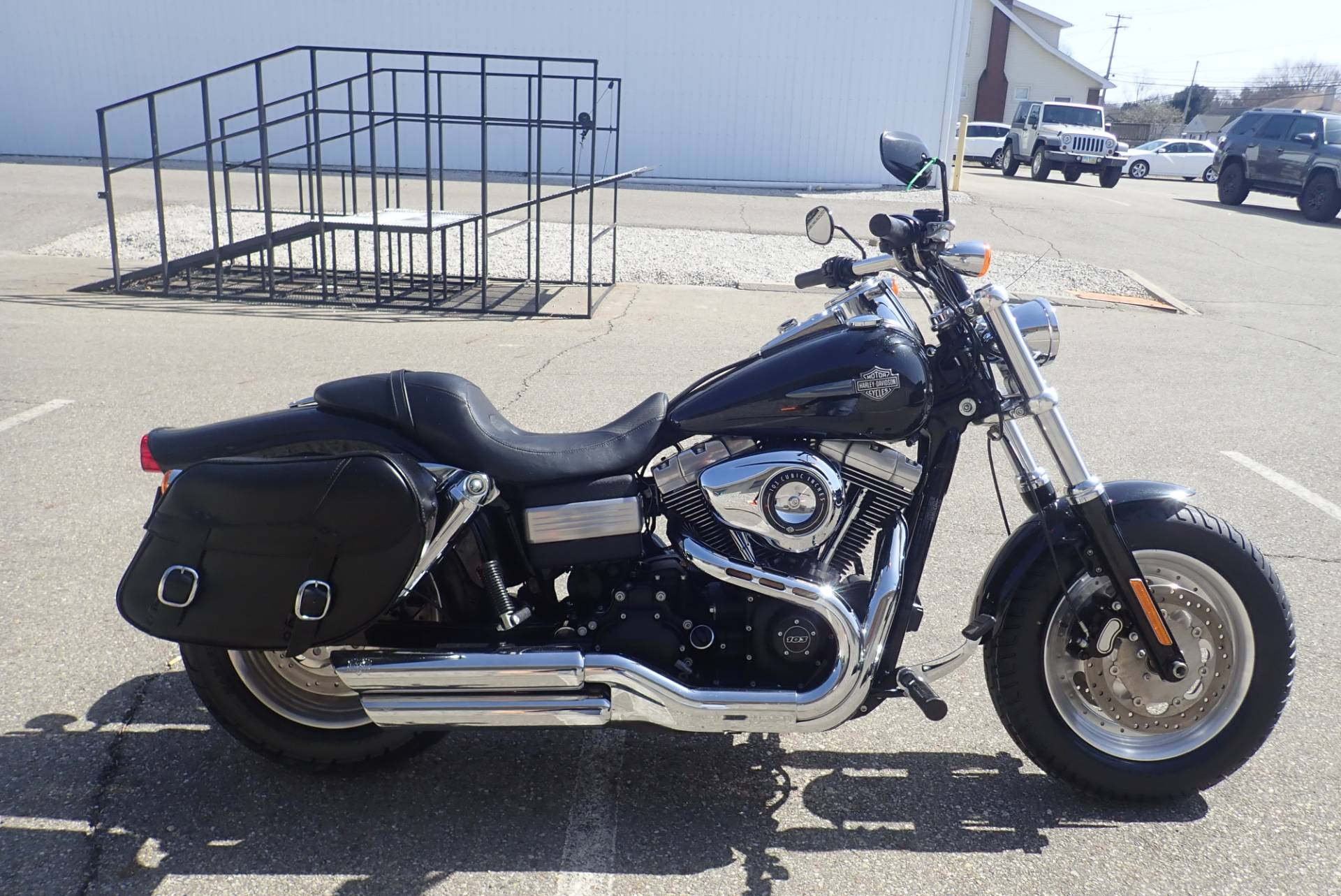 2013 Harley-Davidson Dyna® Fat Bob® in Massillon, Ohio - Photo 1