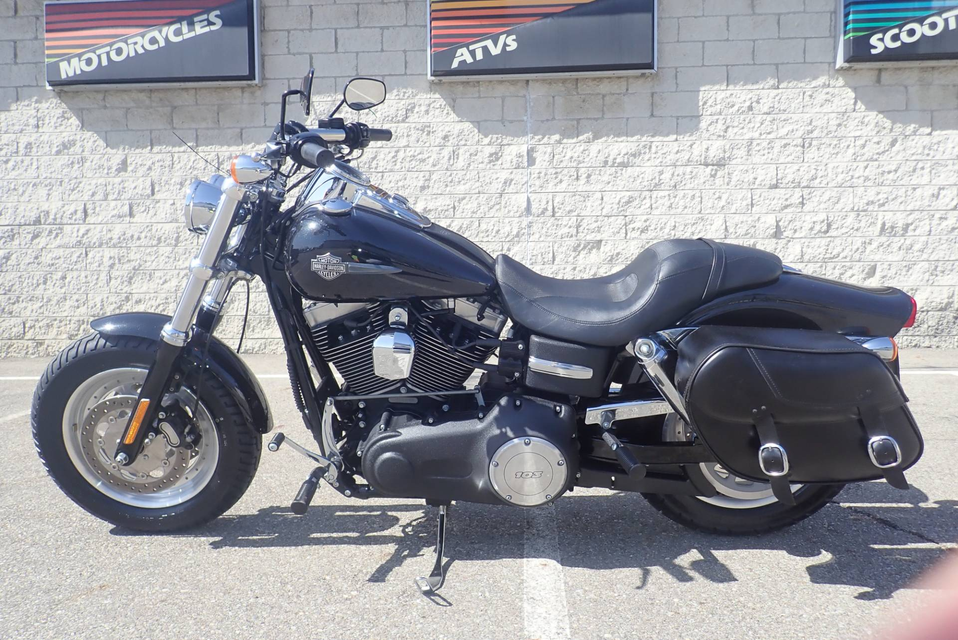 2013 Harley-Davidson Dyna® Fat Bob® in Massillon, Ohio - Photo 7