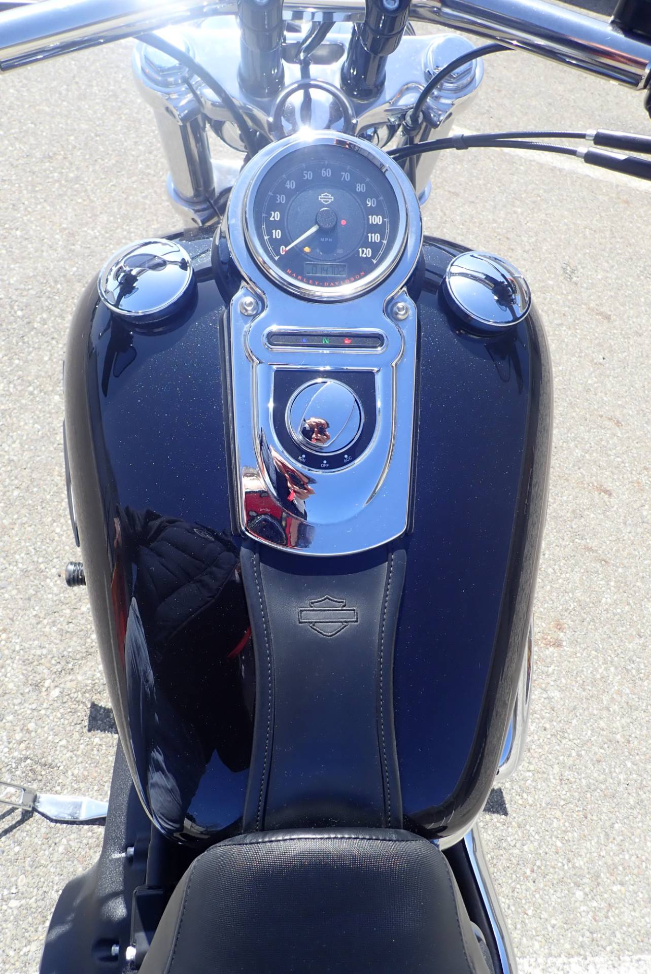 2013 Harley-Davidson Dyna® Fat Bob® in Massillon, Ohio - Photo 14