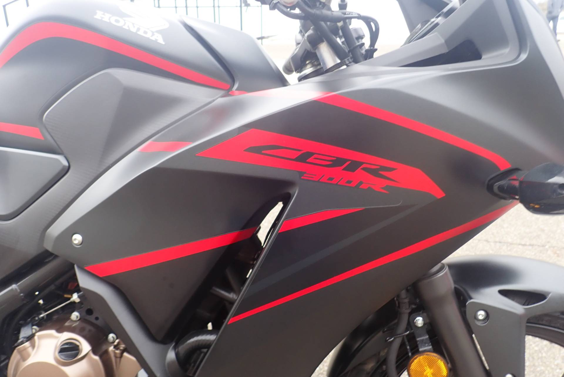 2019 Honda CBR300R in Massillon, Ohio - Photo 3