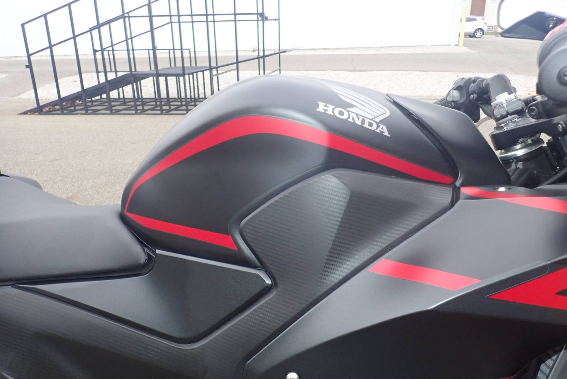 2019 Honda CBR300R in Massillon, Ohio - Photo 4