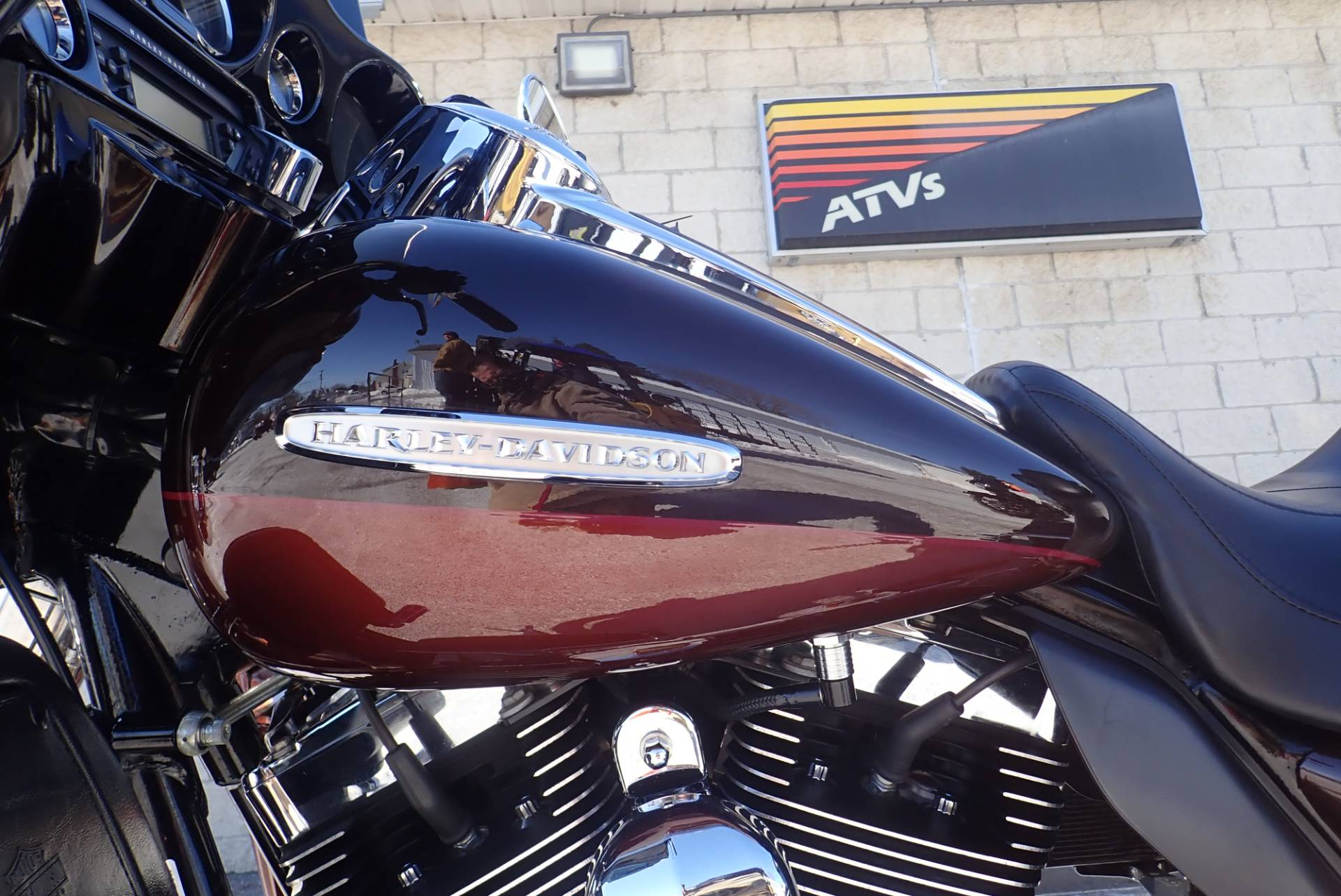 2011 Harley-Davidson Electra Glide® Ultra Limited in Massillon, Ohio - Photo 9
