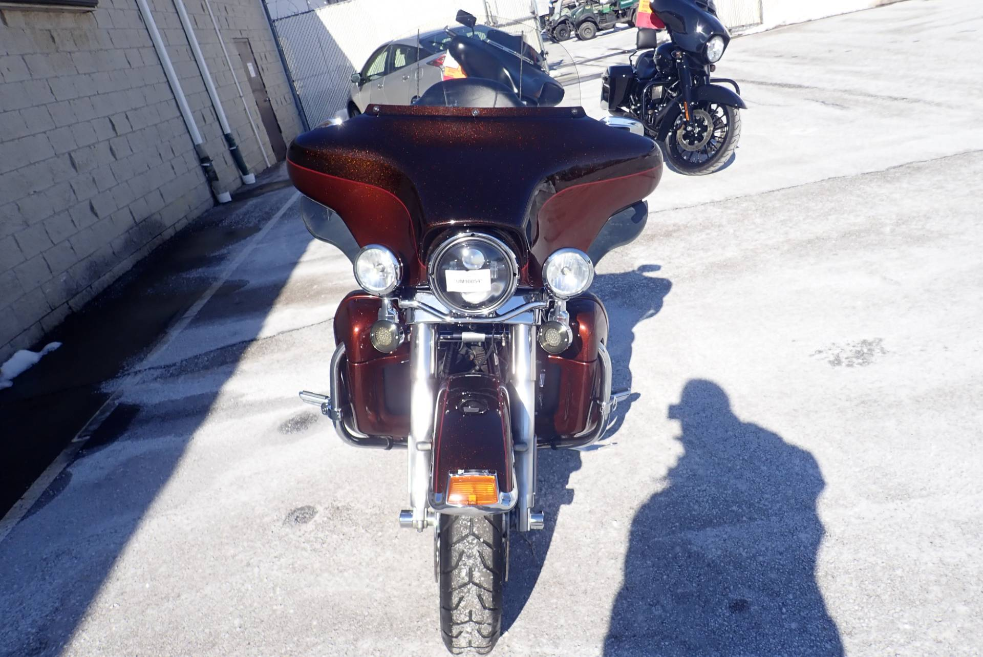 2011 Harley-Davidson Electra Glide® Ultra Limited in Massillon, Ohio - Photo 11