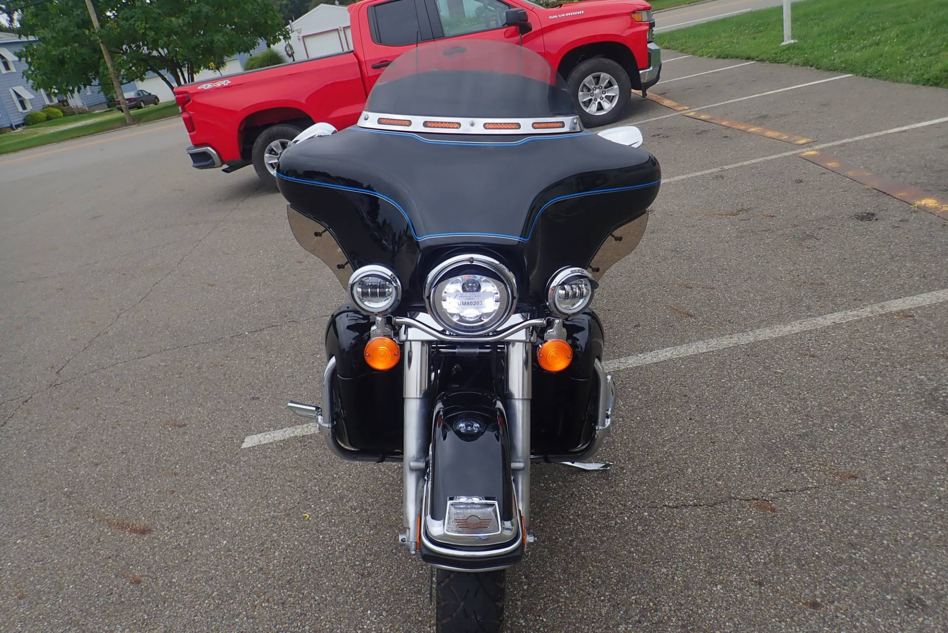 2007 Harley-Davidson Ultra Classic® Electra Glide® Peace Officer Special Edition in Massillon, Ohio - Photo 13