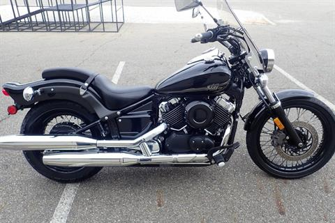 2015 Yamaha V Star 650 Custom in Massillon, Ohio - Photo 1