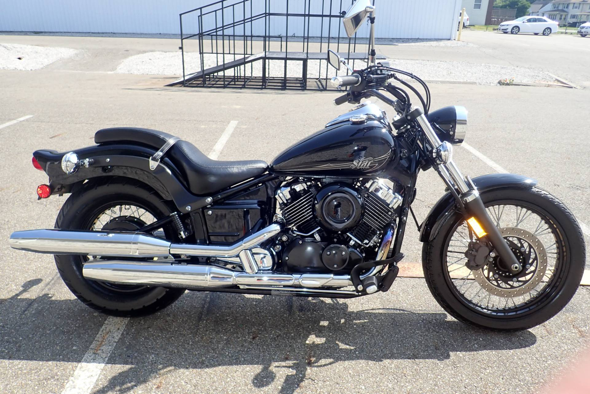 2015 Yamaha V Star 650 Custom in Massillon, Ohio - Photo 18