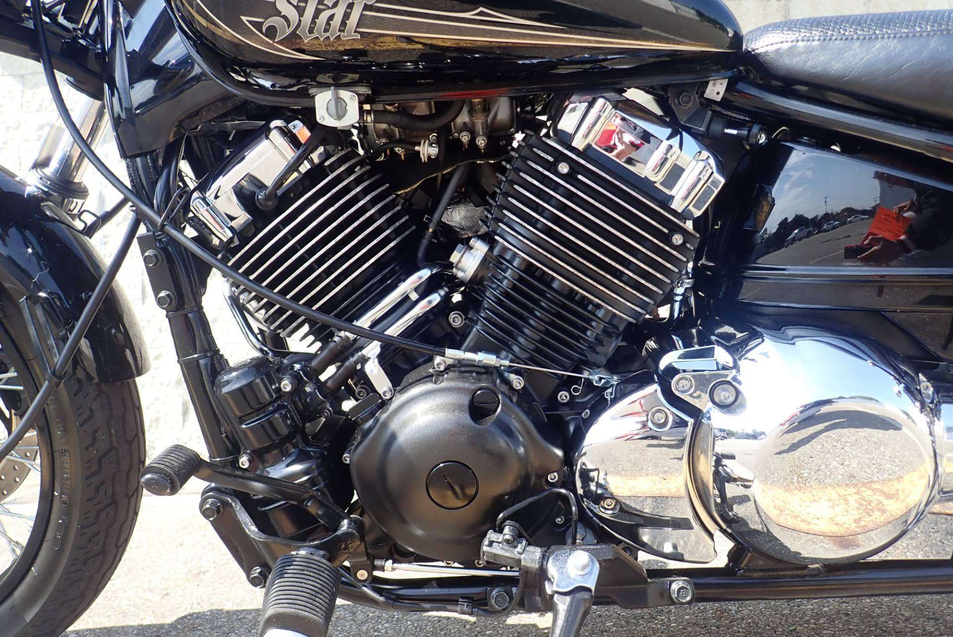 2015 Yamaha V Star 650 Custom in Massillon, Ohio - Photo 25