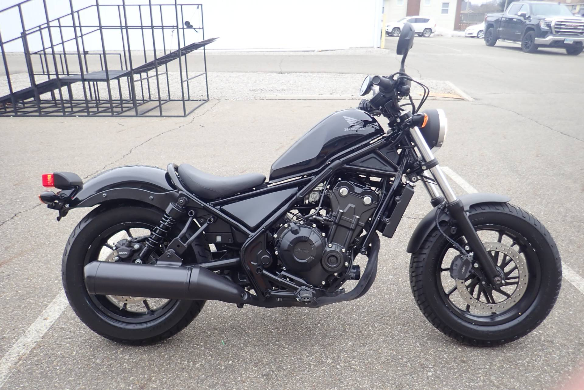 2017 Honda Rebel 500 in Massillon, Ohio - Photo 1