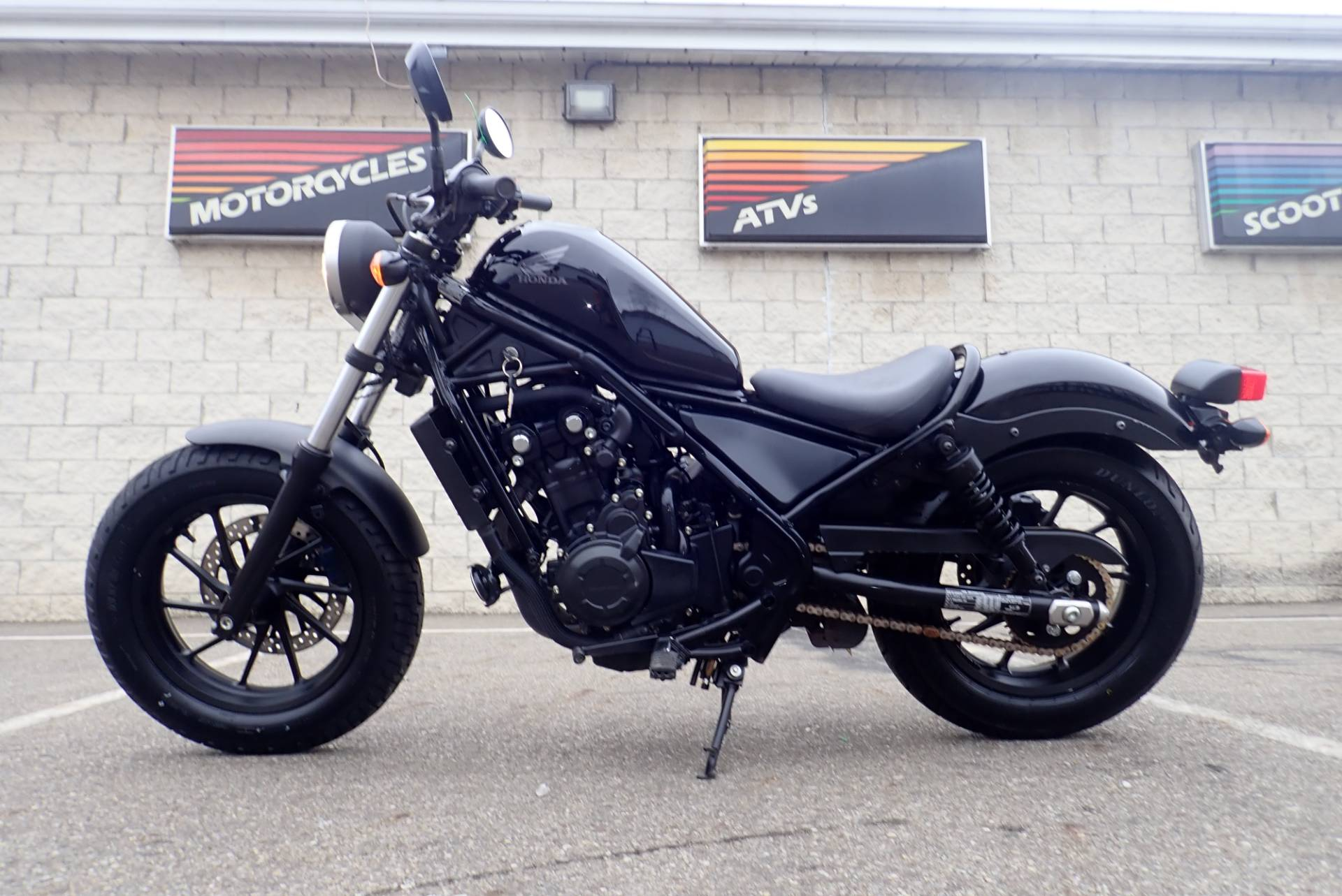 2017 Honda Rebel 500 in Massillon, Ohio - Photo 6