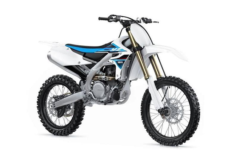 2019 Yamaha YZ450F 2