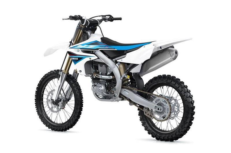 2019 Yamaha YZ450F 3