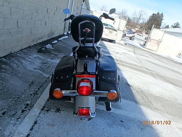 2016 Harley-Davidson Heritage Softail Classic 12