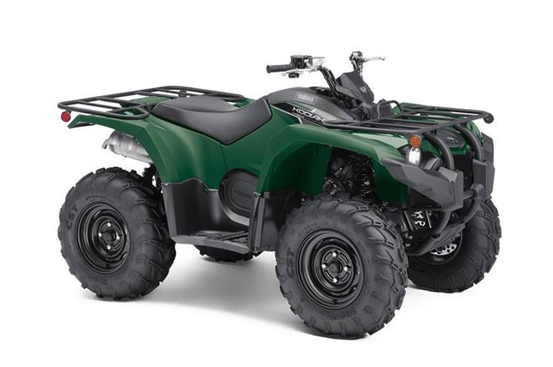 2019 Yamaha Kodiak 450 2