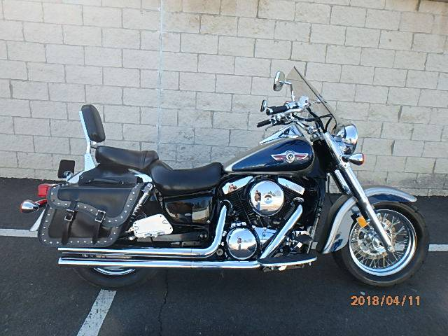 2007 Kawasaki Vulcan® 1500 Classic Motorcycles Massillon Ohio