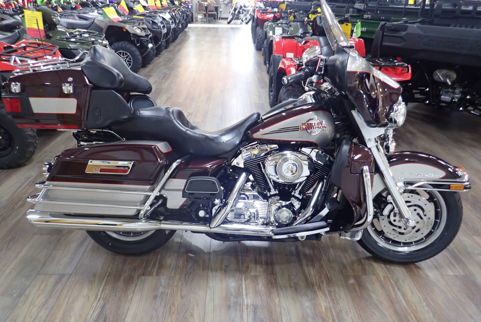 2007 Harley-Davidson Ultra Classic® Electra Glide® in Massillon, Ohio - Photo 1