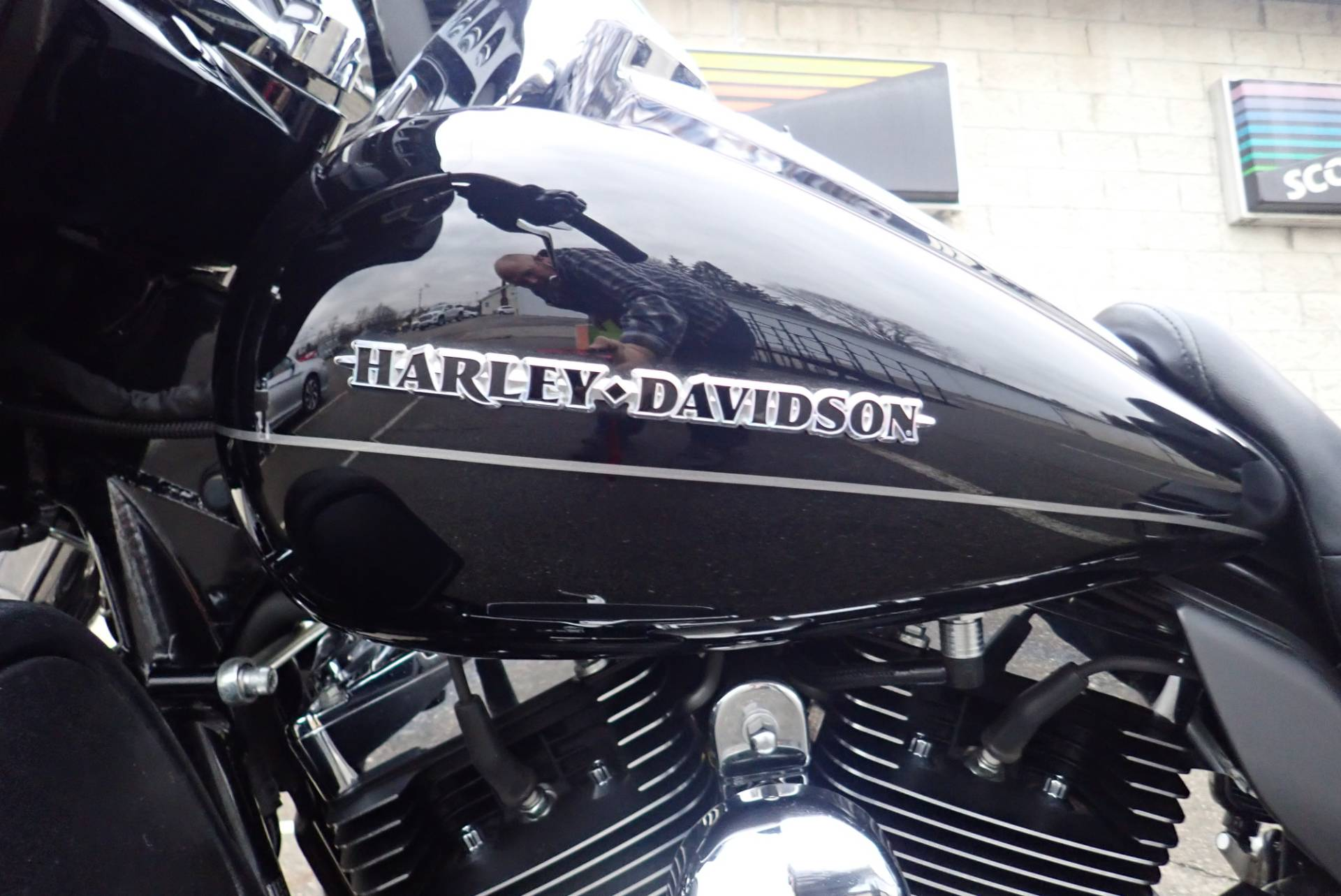 2016 Harley-Davidson Ultra Limited Low in Massillon, Ohio - Photo 15