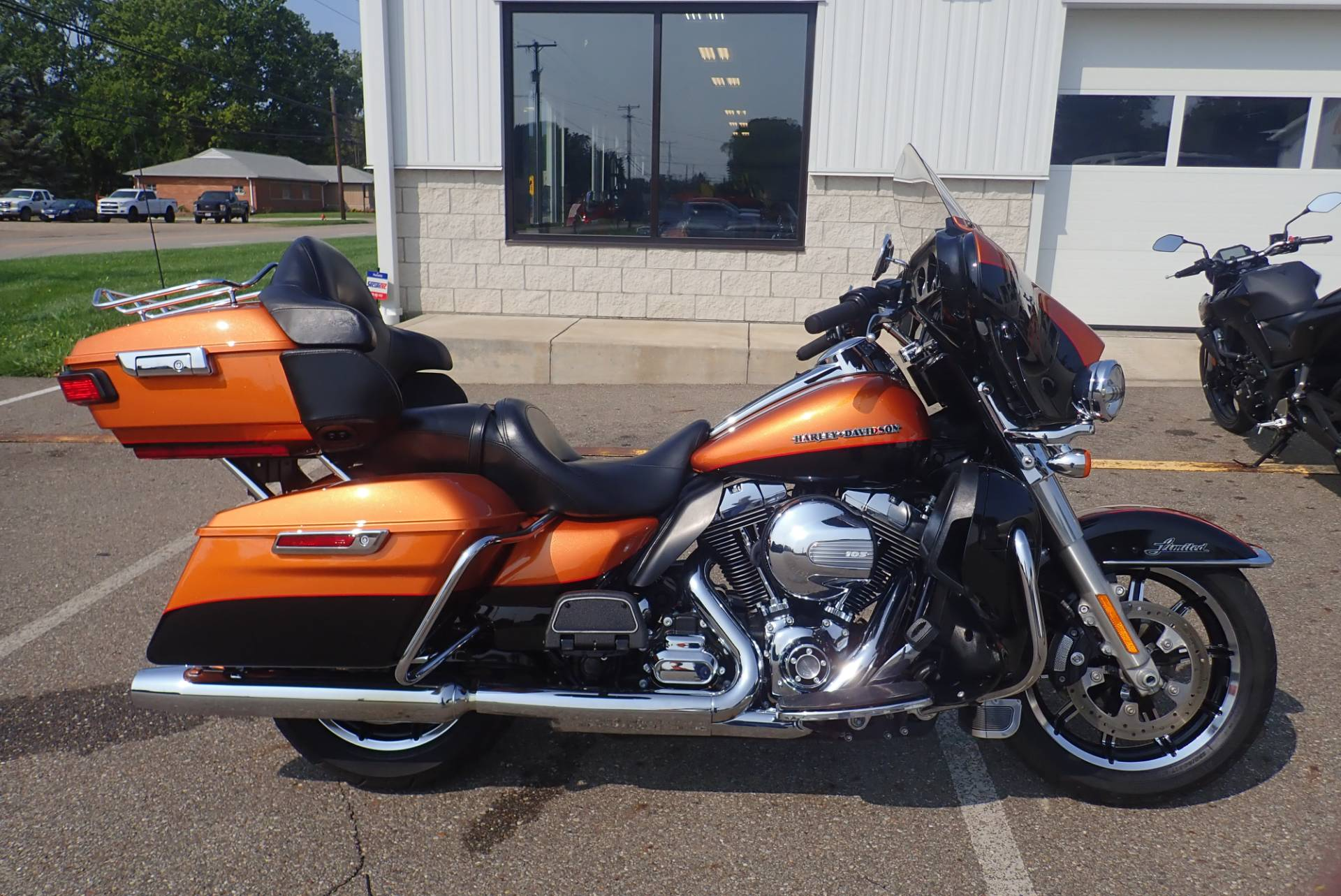 2015 Harley-Davidson Ultra Limited in Massillon, Ohio - Photo 1