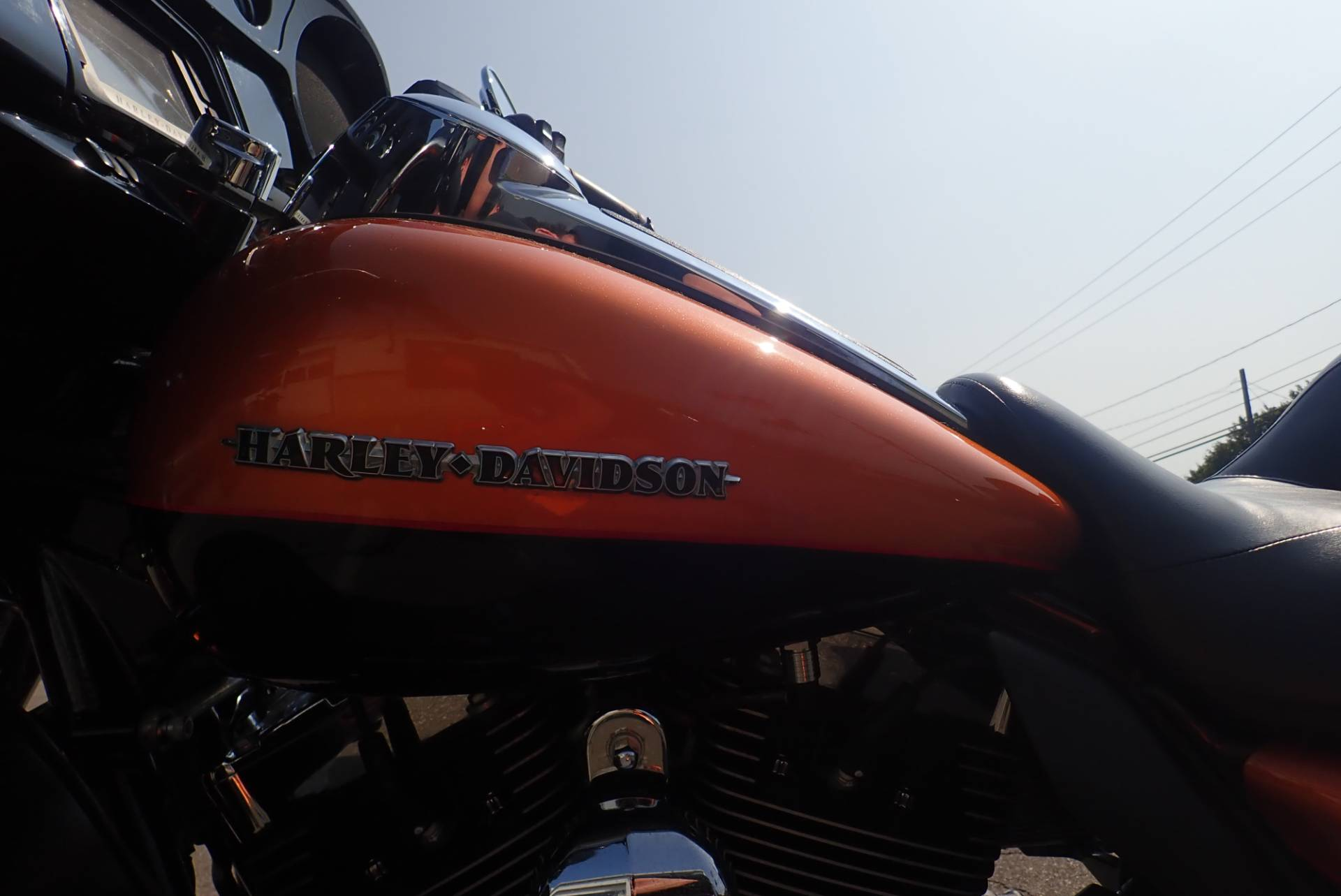 2015 Harley-Davidson Ultra Limited in Massillon, Ohio - Photo 9