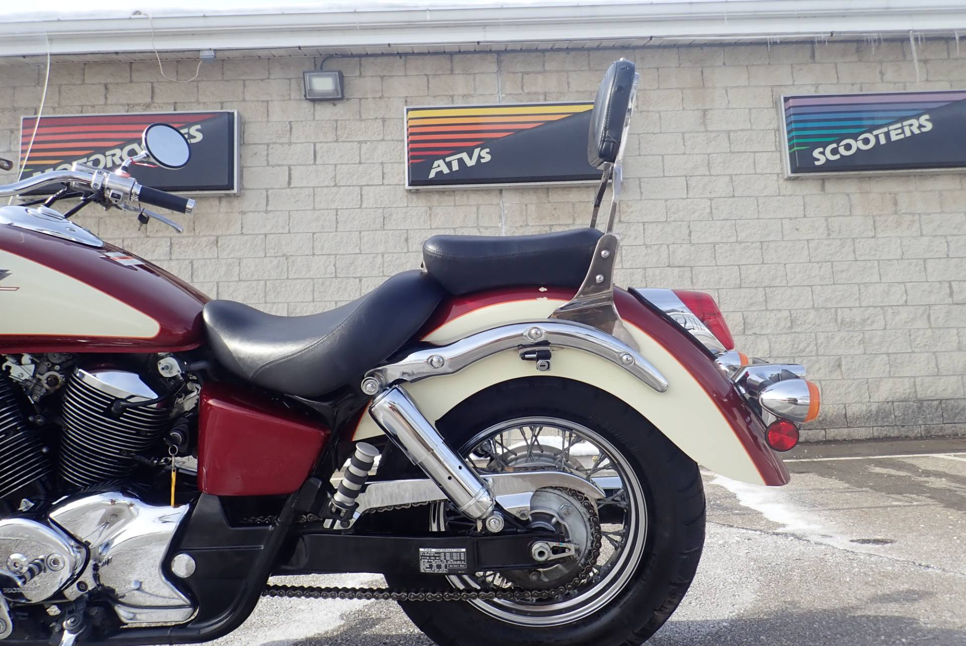 1998 Honda Shadow ACE DLX in Massillon, Ohio - Photo 7