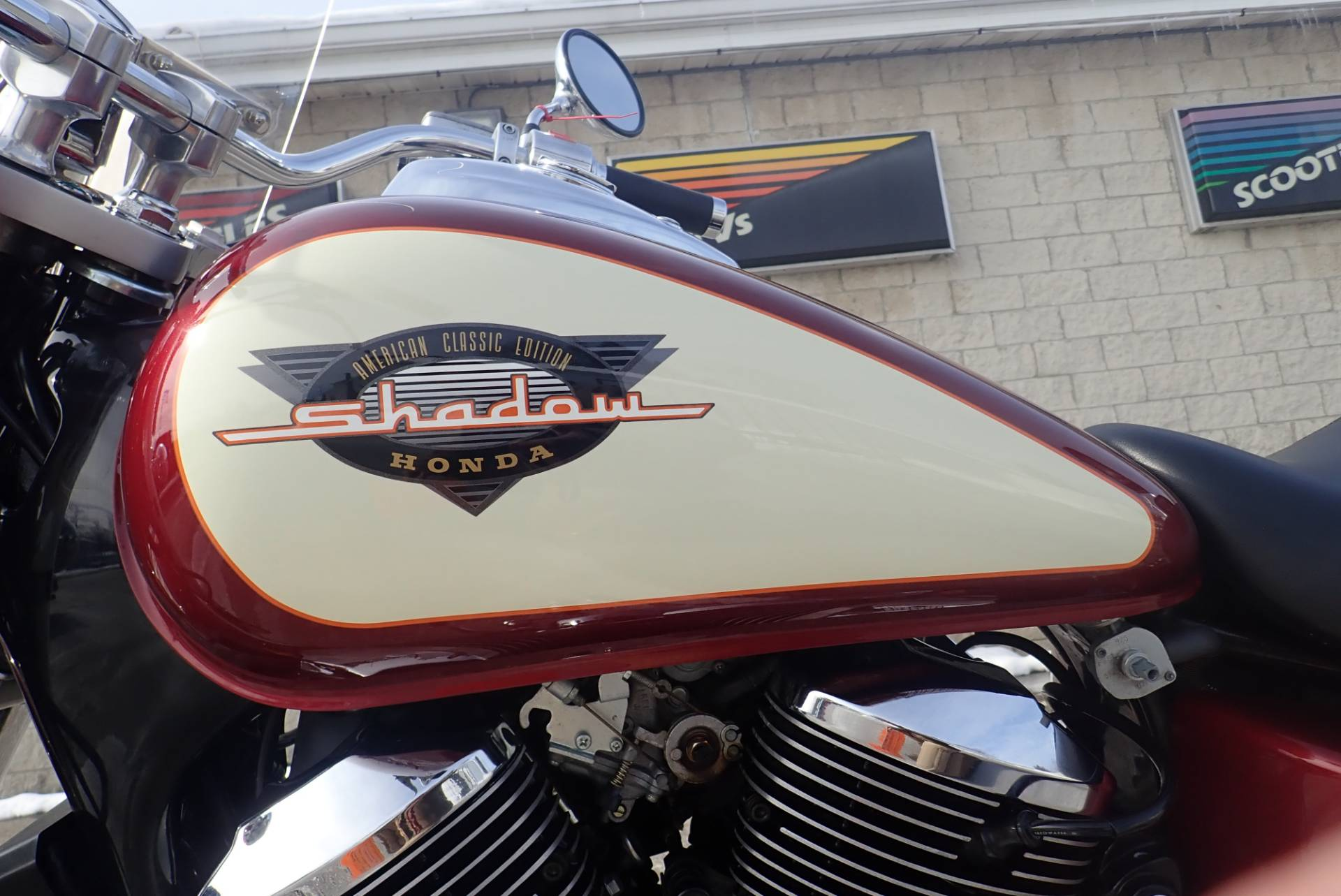 1998 Honda Shadow ACE DLX in Massillon, Ohio - Photo 10