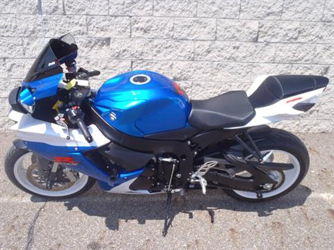 2013 Suzuki GSX-R750™ in Massillon, Ohio