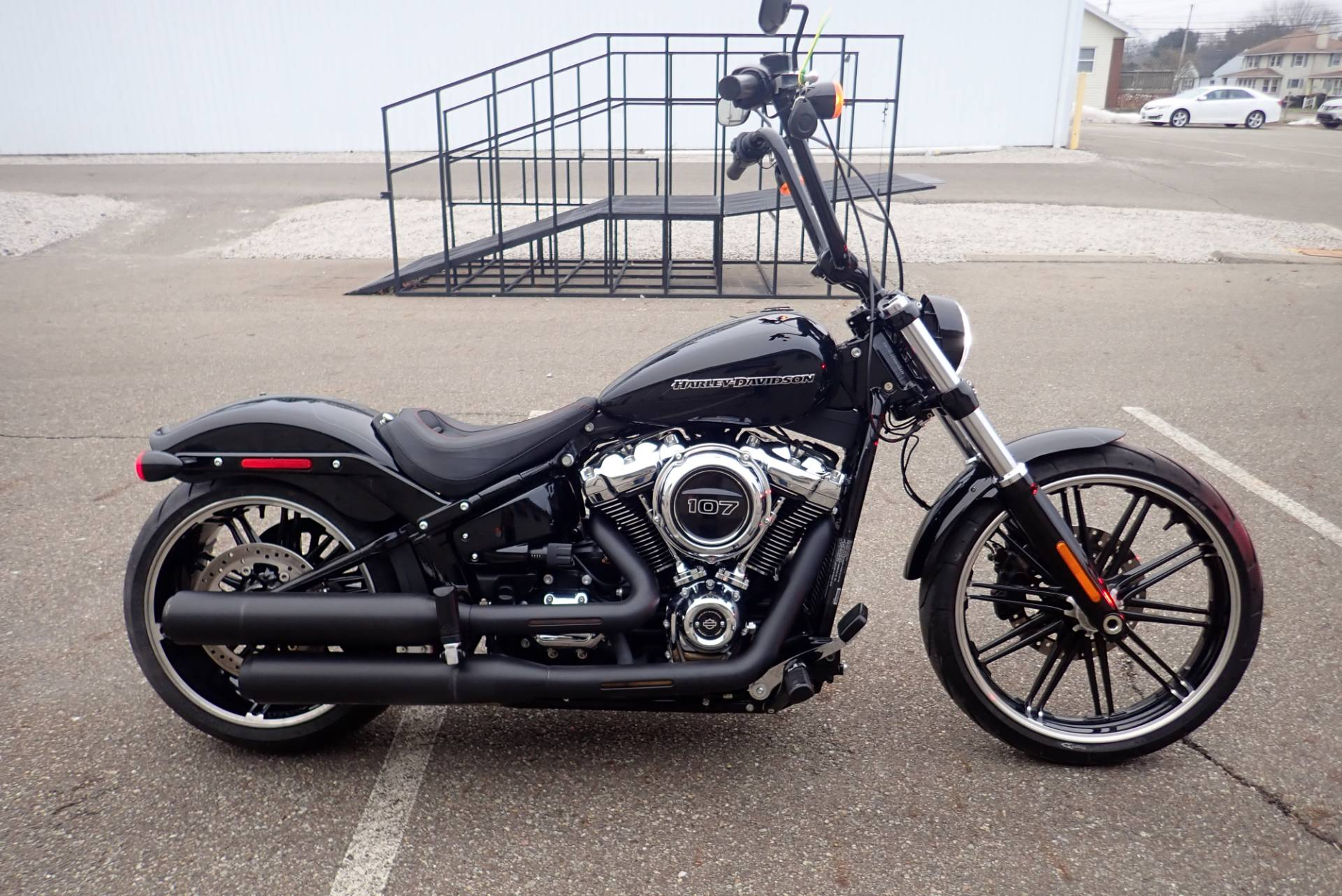 2019 Harley-Davidson Breakout® 107 in Massillon, Ohio - Photo 1