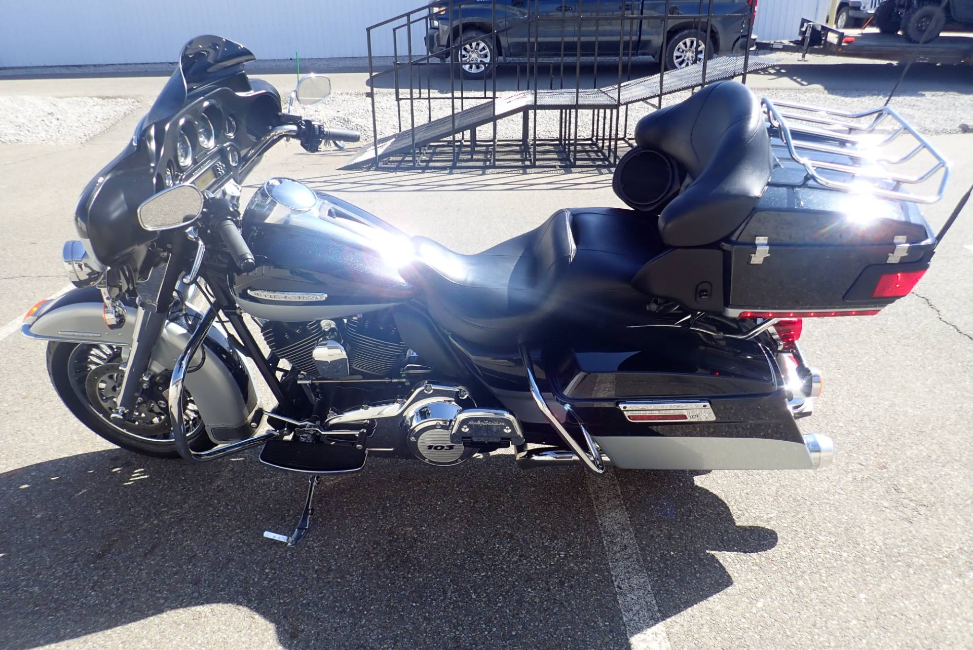 2012 Harley-Davidson Electra Glide® Ultra Limited in Massillon, Ohio - Photo 3