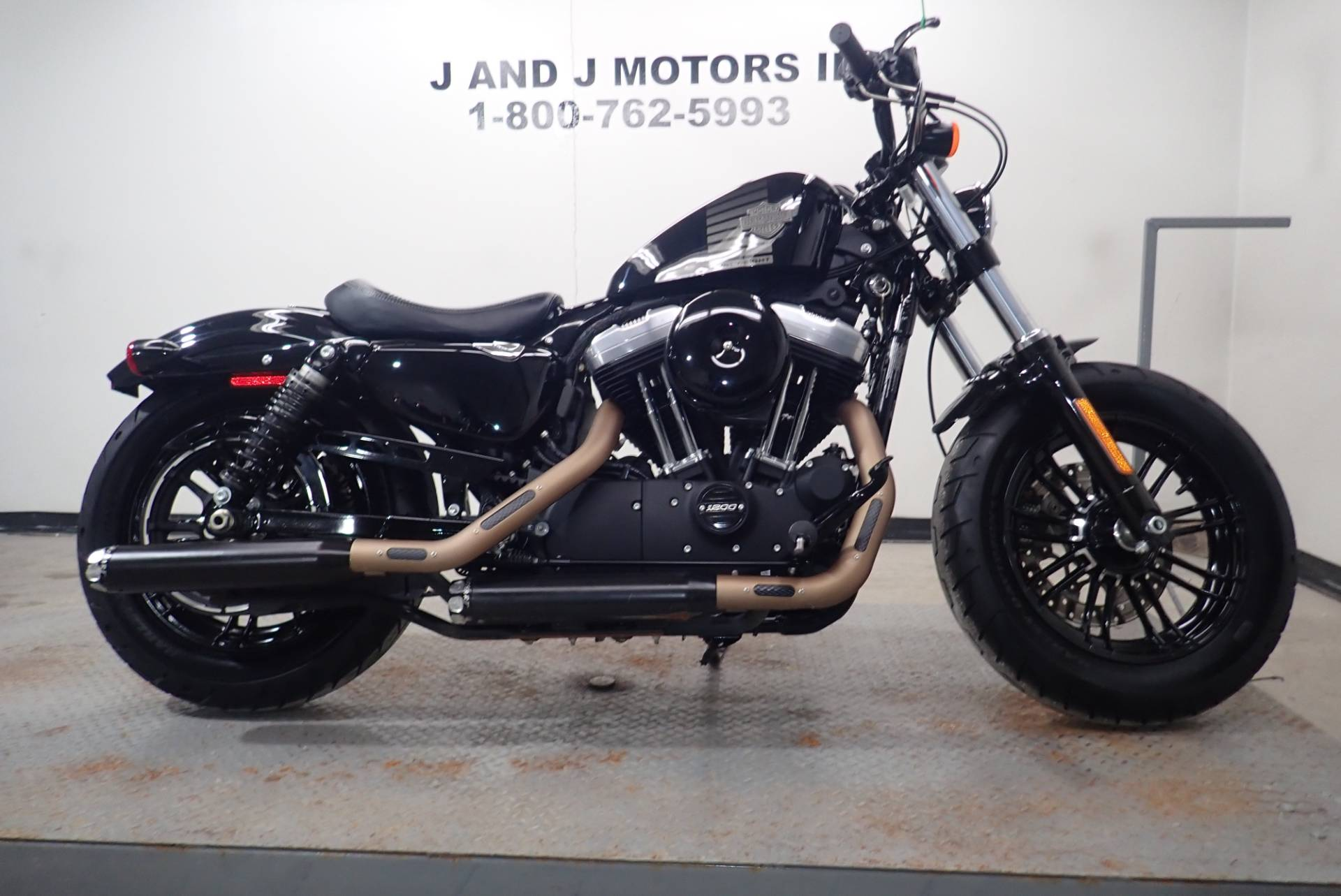 2017 Harley-Davidson Forty-Eight in Massillon, Ohio