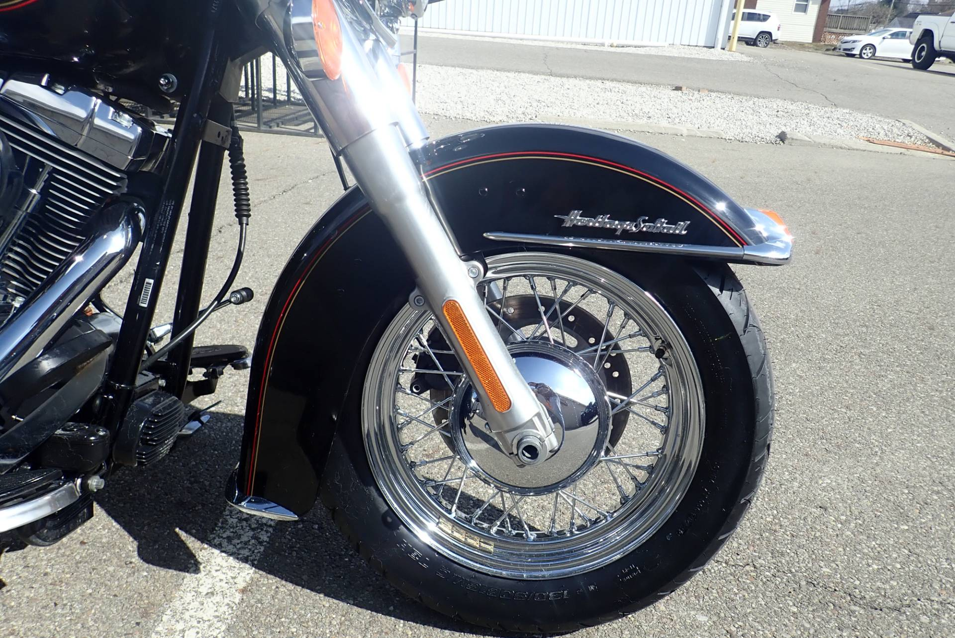 2012 Harley-Davidson Heritage Softail® Classic in Massillon, Ohio - Photo 2