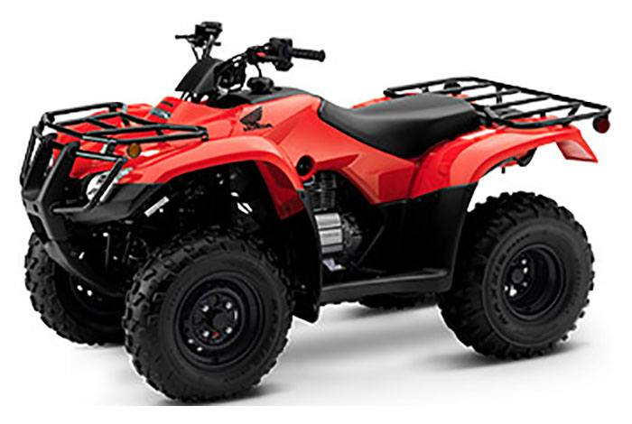 2019 Honda FourTrax Recon ES 1