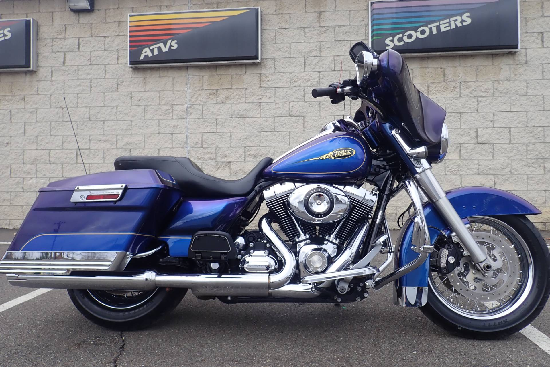 2009 Harley-Davidson Street Glide® in Massillon, Ohio